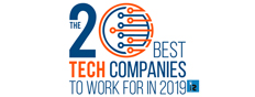 20 Best Tech Companies to Work for in 2019