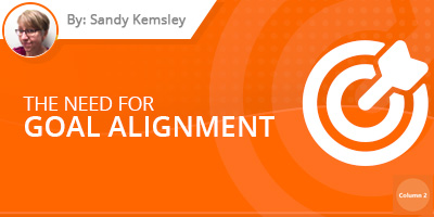 Sandy Kemsley - The Need for Goal Alignment