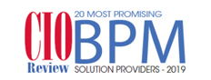 20 most promising BPM Providers of 2019
