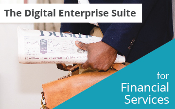 Digital Enterprise Suite for Financial Services