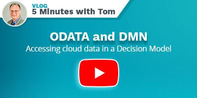 O Data and DMN - Play Video