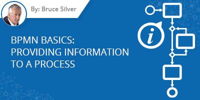 Bruce Silver - Providing info to a process