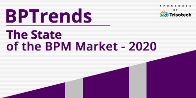 BPTrends - The state of the BPM Market - 2020