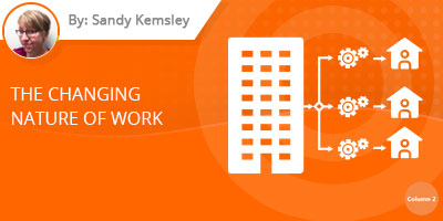 Sandy Kemsley - The changing Nature of Work