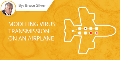 Bruce Silver - Modeling Virus Transmission on an Airplane