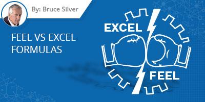 Bruce Siver's blog post - FEEL VS Excel Formulas