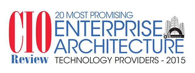 Top 20 Enterprise Architecture 2015 CIO Review