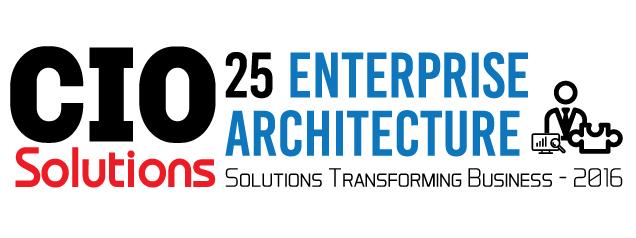 Top 25 Enterprise Architecture 2016 CIO Solutions