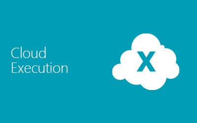 Cloud Execution - Download Product Sheet