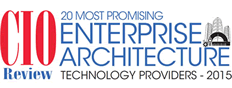 20 Most Promising Enterprise Architecture Technology Providers - 2015