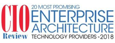 Top 20 Most Promising Enterprise Architecture Technology of 2018