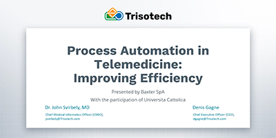 Process Automation in Telemedicine: Improving Efficiency