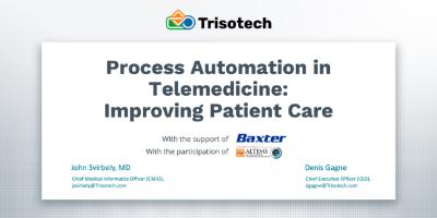 Process Automation in Telemedicine: Improving Patient Care Presentation