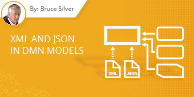 XML and JSON in DMN Models